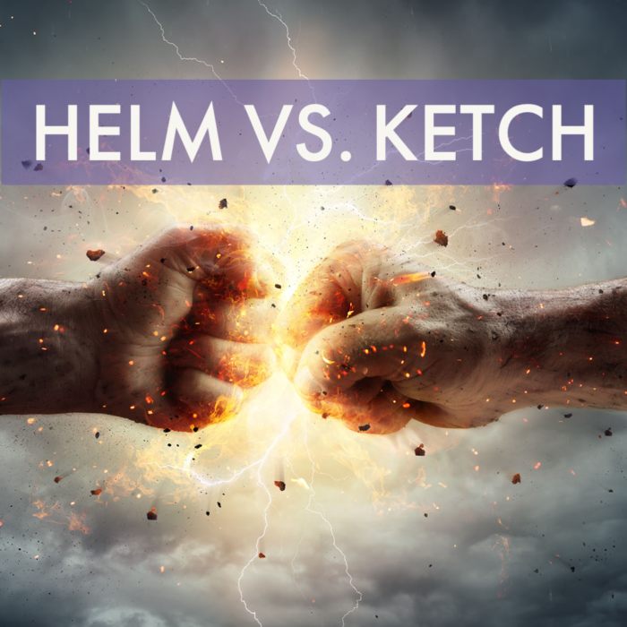 Helm vs Ketch